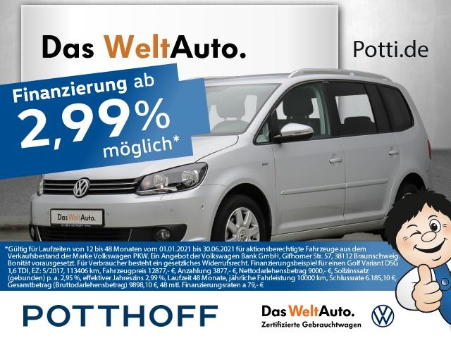 Volkswagen Touran 1.2 TSI LIFE Navi Tempomat PDC Klima, Jahr 2013, Benzin