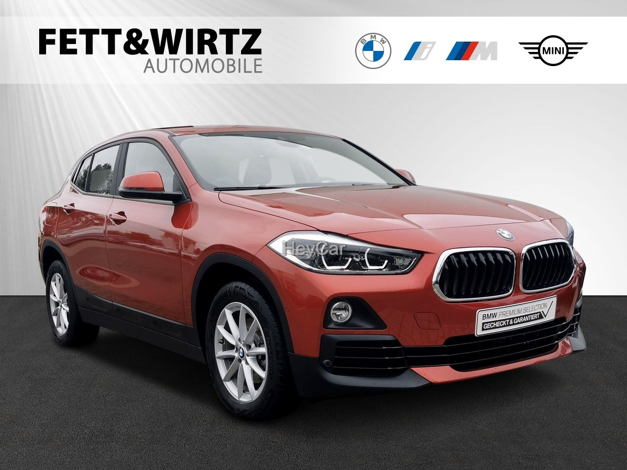 BMW X2 sDrive18i Advantage LED Parkass. DKG, Jahr 2019, Benzin