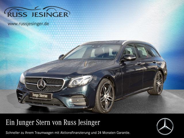 Mercedes-Benz AMG E 43 T 4M +STANDHEIZUNG+DISTRONIC+SHD+AHK+, Jahr 2017, Benzin