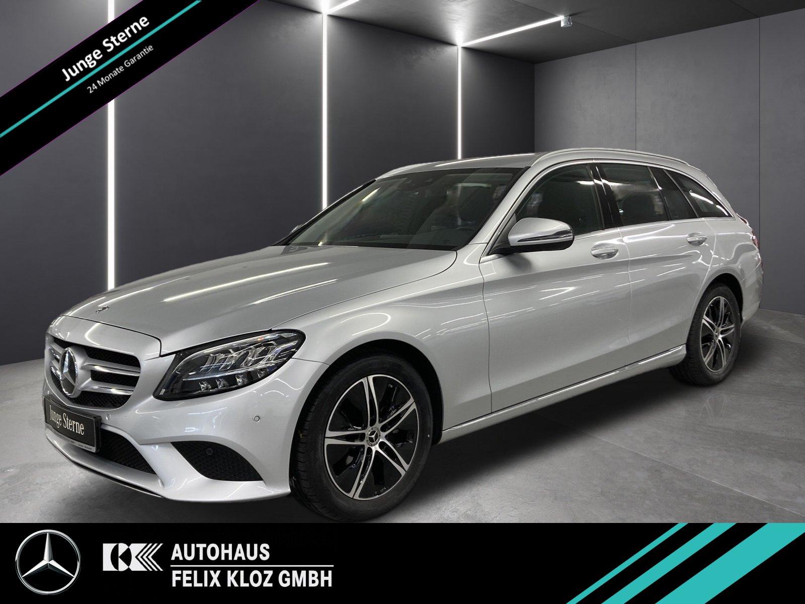 Mercedes-Benz C 200 T Avantgarde*Navi*Kamera*Totwinkel*Spurhal, Jahr 2020, Benzin