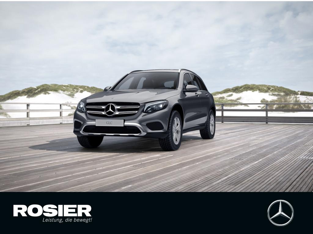 Mercedes-Benz GLC 300 Exclusive 4MATIC, Jahr 2019, Benzin