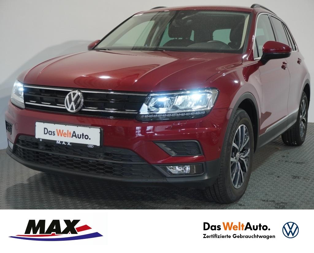 Volkswagen Tiguan 2.0 TDI COMFORT 5jGAR LED NAV ACC KAMERA, Jahr 2019, Diesel