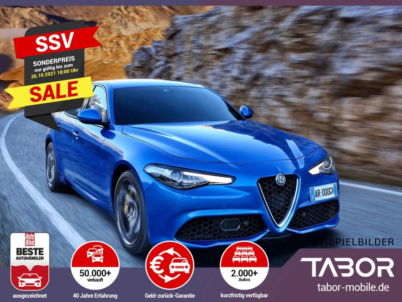 Alfa Romeo Giulia 2.2 JTDM 210 Q4 Veloce Nav WinterP Kam, Jahr 2019, Diesel