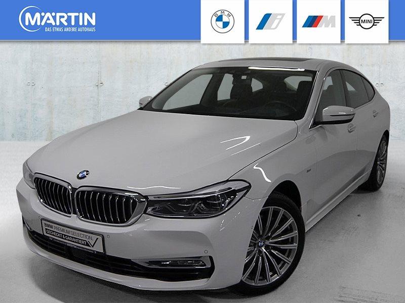 BMW 640i xDrive Gran Turismo Luxury Line **Navi.Prof.*Hi-Fi*LED*Pano.Dach*, Jahr 2018, Benzin