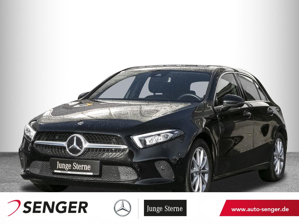 Mercedes-Benz A 180 *Progressive*7G-DCT*Display digital*LED*, Jahr 2019, Benzin