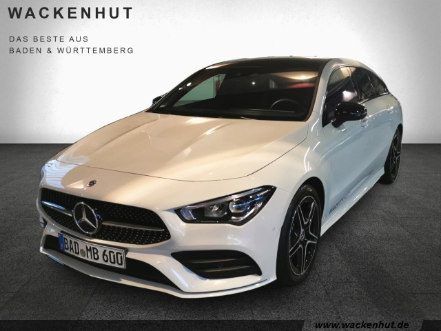 Mercedes-Benz CLA 220 Shooting Brake AMG Night Pano LED Kamera, Jahr 2019, Benzin