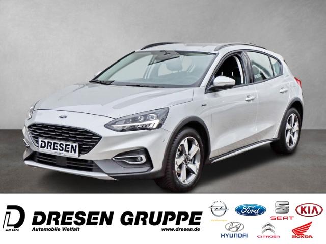 Ford Focus Active Lim. 1,0L Mild-Hybrid 125PS, LED/ ALLWETTERREIFEN/ DAB+, Jahr 2021, Benzin