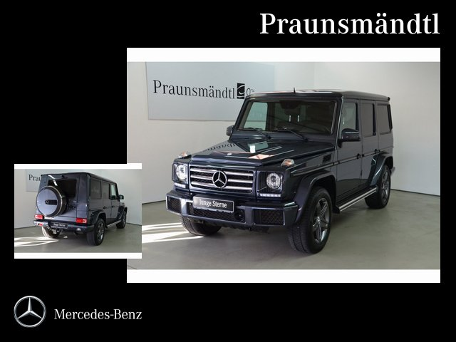 Mercedes-Benz G 350 d Sport Navi/PTS/AHK/Standhz/Kamera/Distr., Jahr 2016, Diesel