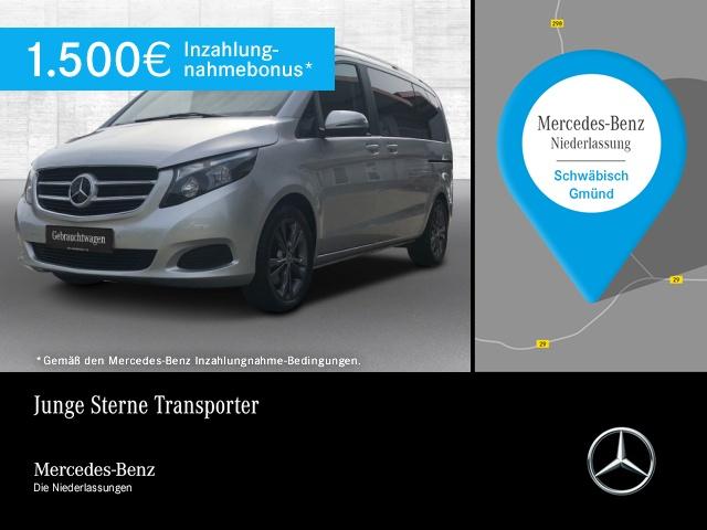 Mercedes-Benz V 250 CDI EDITION Kompakt AHK Distronic Sport-P., Jahr 2018, Diesel