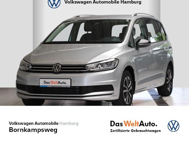 Volkswagen Touran 2.0 TDI IQ.DRIVE DSG NAVI/LED/SITZHZG, Jahr 2020, Diesel