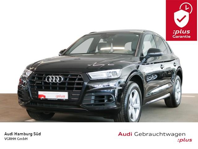 Audi Q5 50 TDI sport qu tiptronic NAVI+/AHK/PANO/LEDER, Jahr 2020, Diesel