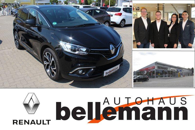 Renault Grand Scenic dCi 110 EDC Bose *Navi*Garantie*, Jahr 2017, Diesel