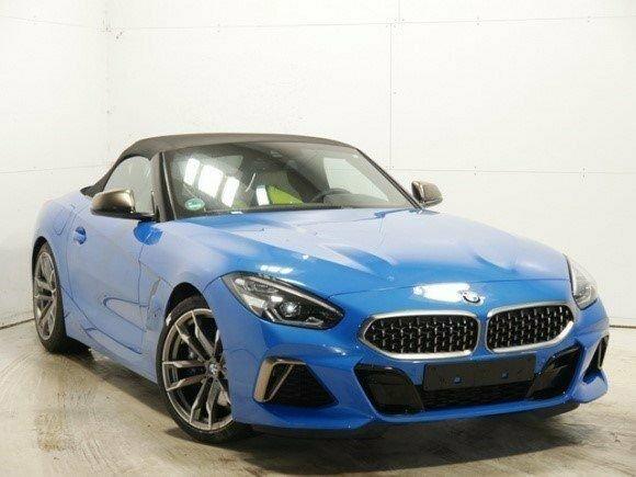 BMW Z4 M40i Head-Up HiFi DAB LED Lenkradheizung, Jahr 2020, Benzin