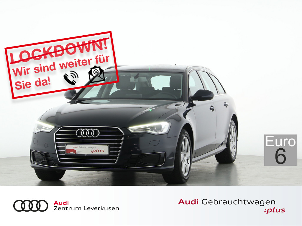 Audi A6 Avant 2.0, Jahr 2015, Diesel
