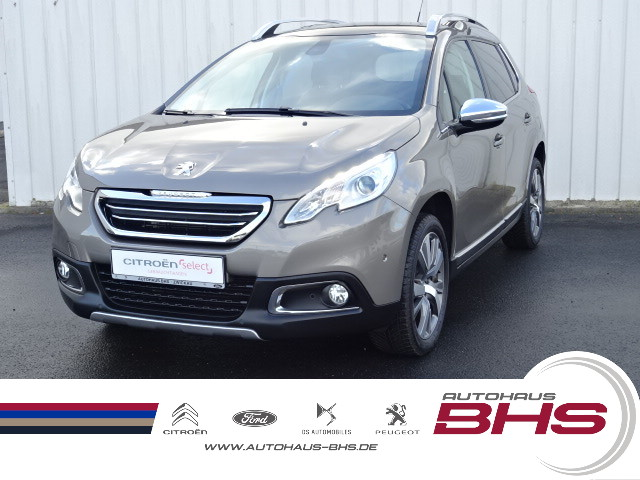 Peugeot 2008 Allure, Jahr 2014, Benzin