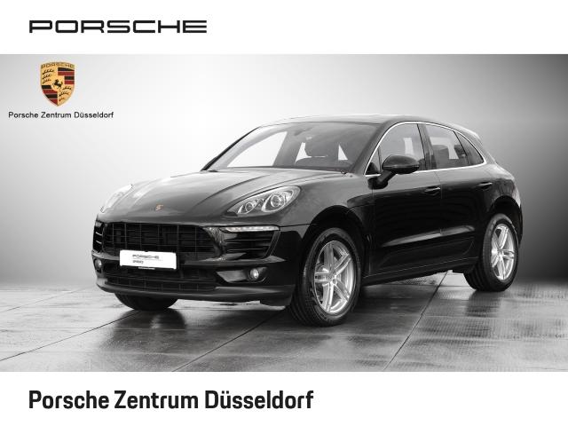 Porsche Macan S Diesel 75-l-Kraftstofftank Panorama Dachsystem, Jahr 2016, Diesel