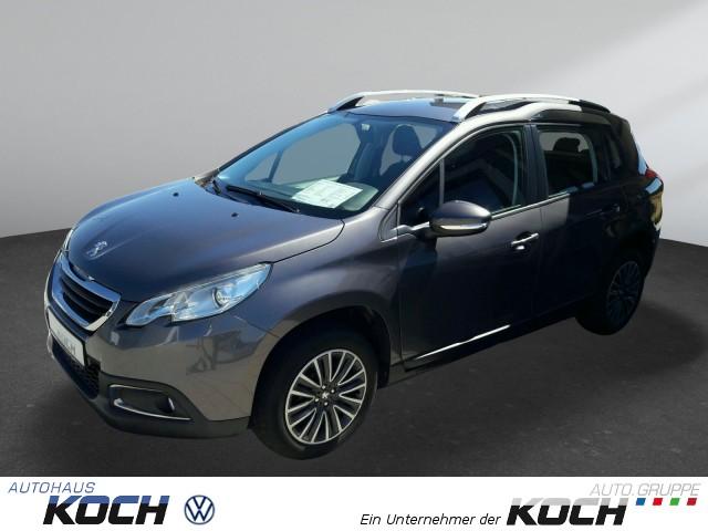 Peugeot 2008 1.2 12V VTi Active Klima, Radio, Bluetooth, Isofix, Jahr 2013, Benzin