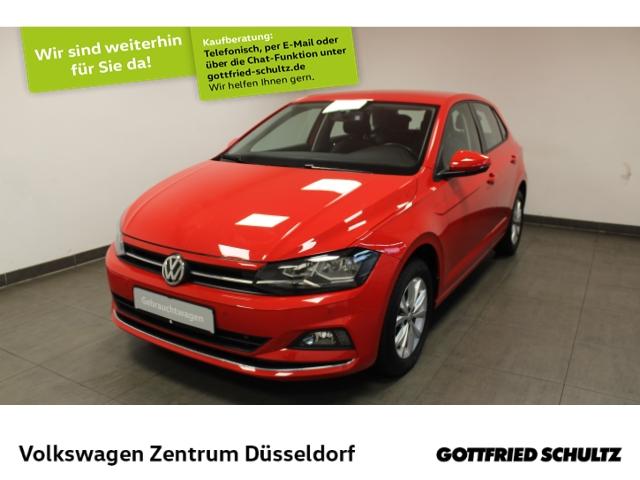 Volkswagen Polo 1.6 TDI DSG Highline *SHZ*PDC*FSE*Alu*, Jahr 2018, Diesel