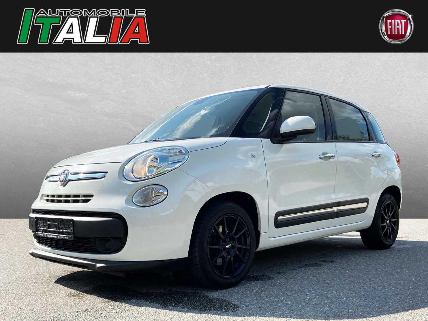 Fiat 500L 0.9 TwinAir Easy *8-Fach*, Jahr 2014, Benzin