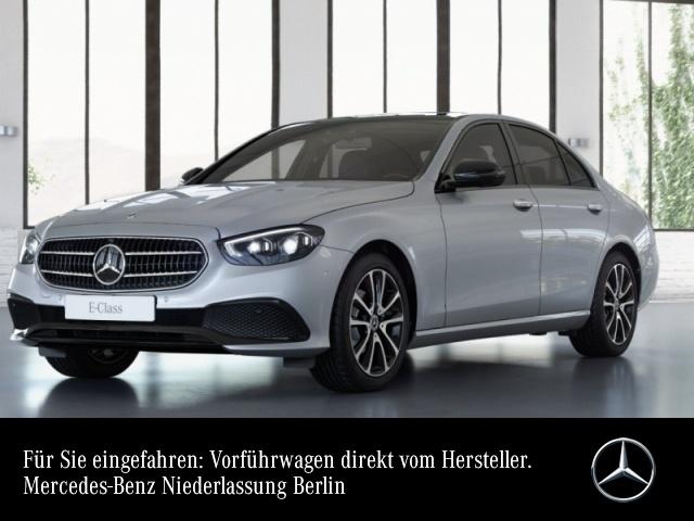 Mercedes-Benz E 220 d AVANTG+Night+Pano+360+MultiBeam+Fahrass+9G, Jahr 2020, Diesel