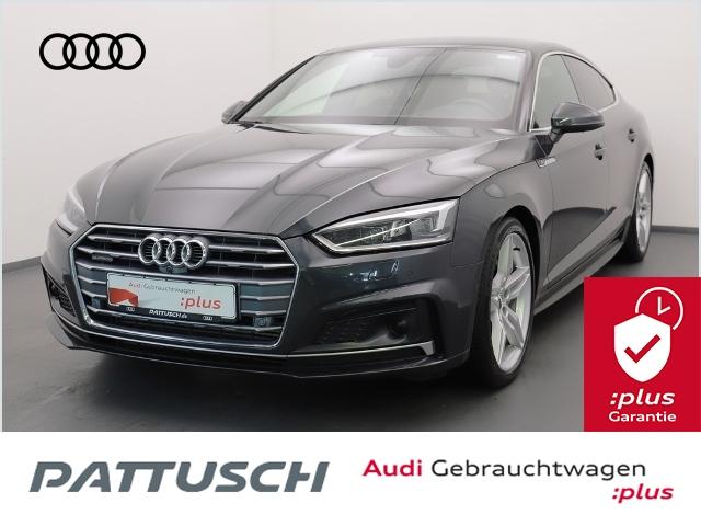 Audi A5 Sportback 3.0 TDI Q DAB Matrix-LED B&O ACC, Jahr 2017, Diesel