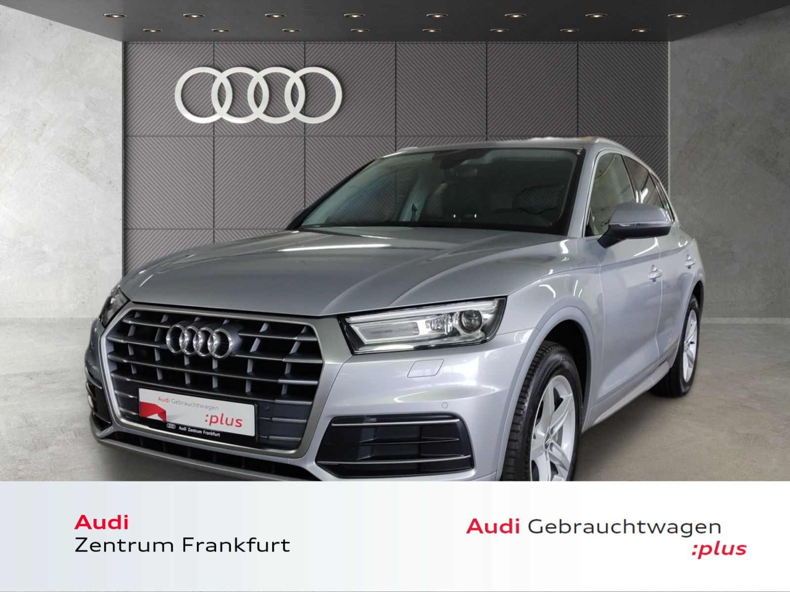 Audi Q5 2.0 TDI sport Navi Xenon Tempomat PDC Sitzheizung, Jahr 2018, Diesel