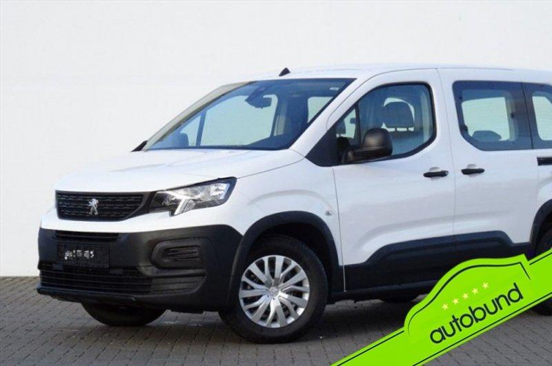 Peugeot Rifter 1,2 Pure AHK abneh Tech Active Klima, Jahr 2020, Benzin