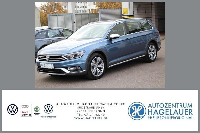 volkswagen passat variant alltrack 2.0 tsi dsg 4m navi acc dcc pdc, jahr 2018, benzin