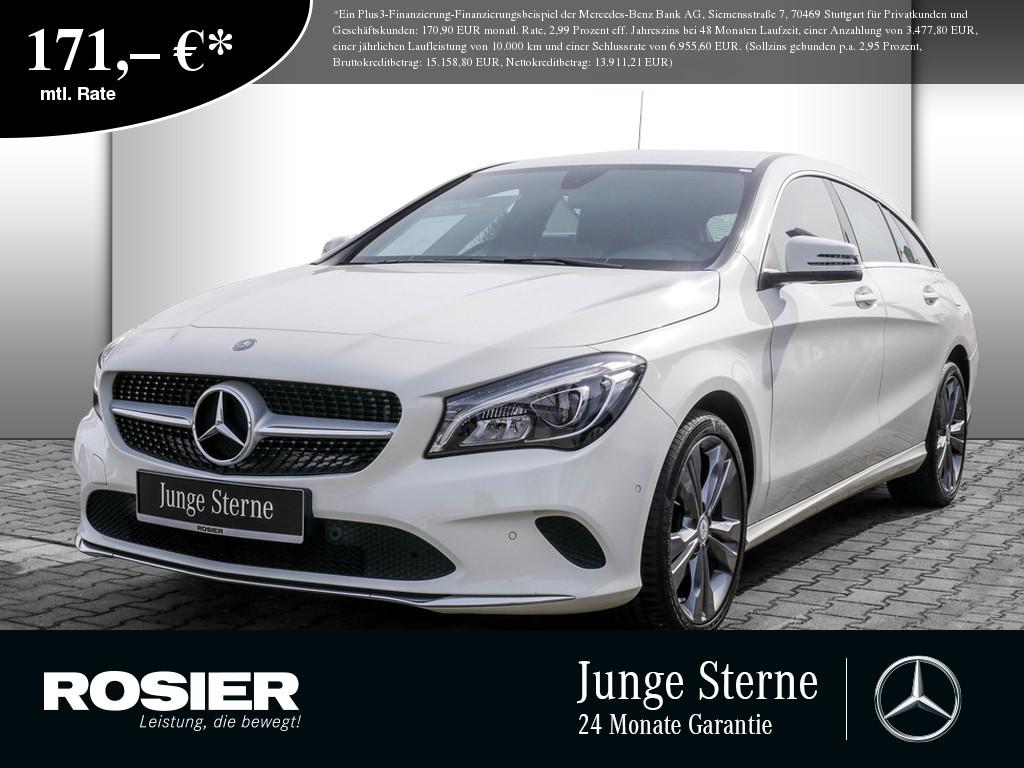 Mercedes-Benz CLA 180 SB, Jahr 2016, Benzin
