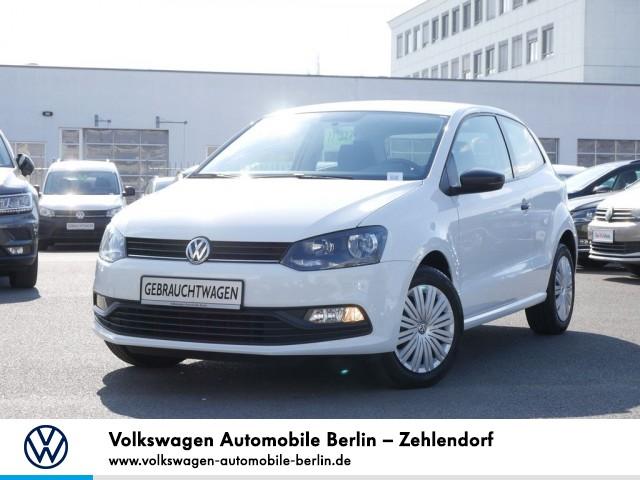 Volkswagen Polo 1.0 Trendline Cool & Sound ZV mit Funk, Jahr 2015, Benzin