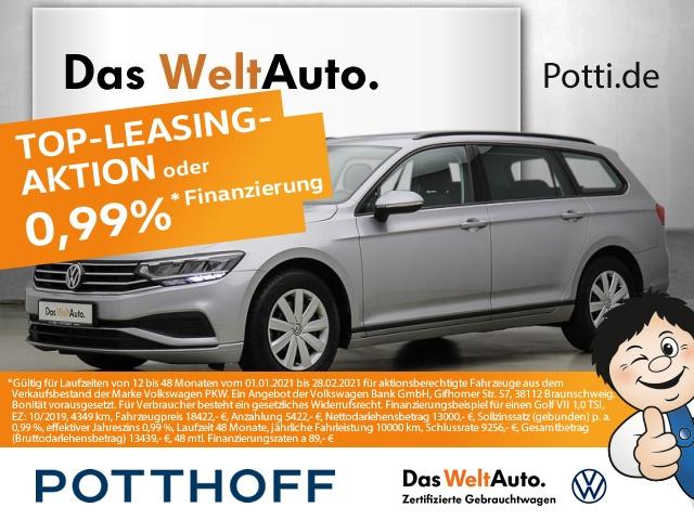 volkswagen passat variant dsg 1.6 tdi bmt acc navi led telefo, jahr 2019, diesel