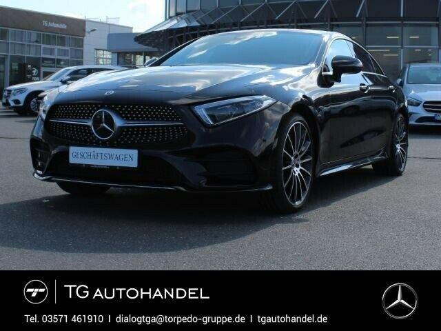 Mercedes-Benz CLS 450 AMG 4M Coupé FAHRASS.+HEAD.UP.DIS+COMAND, Jahr 2019, Benzin