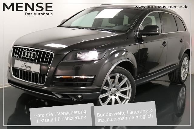 Audi Q7 3.0TDI S line quattro tiptronic Navi AHK Kame, Jahr 2013, Diesel