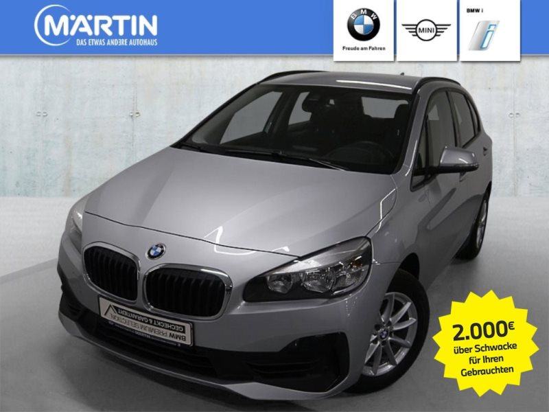 BMW 216d Active Tourer *Advantage*Navi*Tempomat*Shz*PDC*, Jahr 2018, Diesel