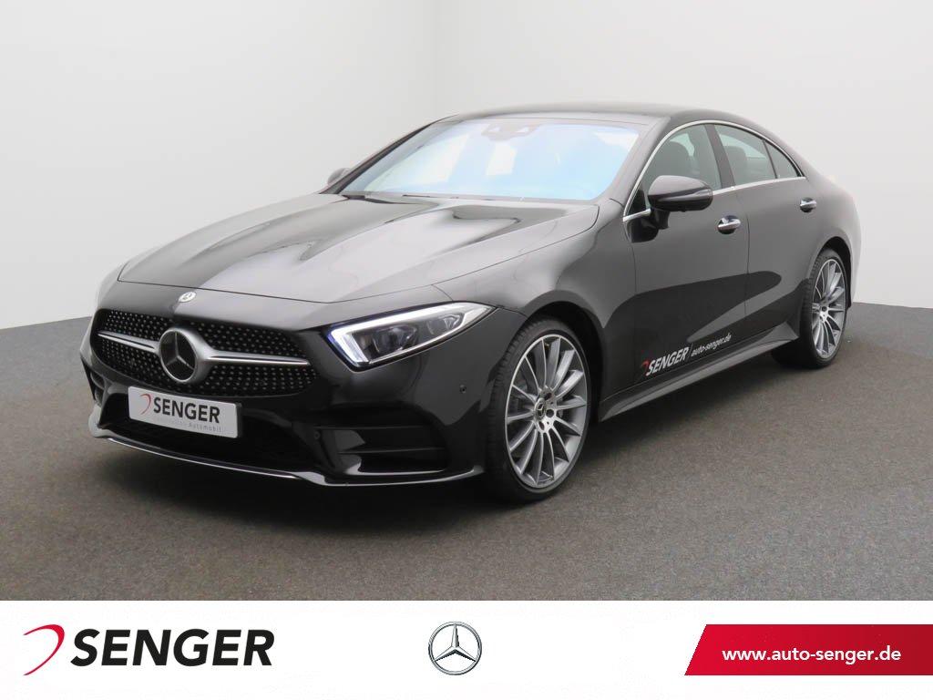 Mercedes-Benz CLS 450 4M AMG Line Burmester AHK Distronic 360°, Jahr 2020, Benzin
