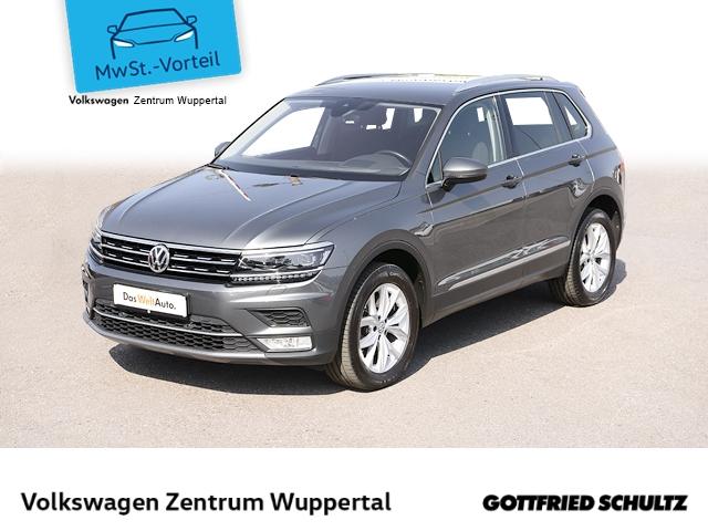 Volkswagen Tiguan 2,0 TDI HIGHLINE 4M DSG LED NAVI VC SHZ PDC VO/HI, Jahr 2017, Diesel