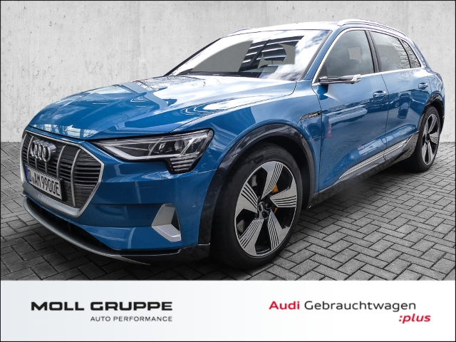 Audi e-tron advanced 55 quattro Panoramadach*Leder*LED, Jahr 2020, Elektro