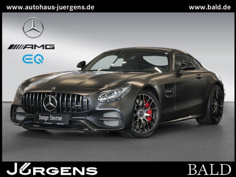 Mercedes-Benz AMG GT C Edition50/Performance/Comand/Burm/Magno, Jahr 2017, Benzin