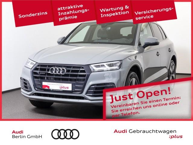 Audi Q5 sport 40 TDI qu.S tr. LED PDC NAVI STDHZG AHV, Jahr 2019, Diesel