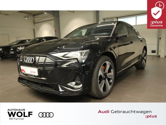 Audi e-tron Sportback 55 quattro S-line ACC Matrix, Jahr 2020, Elektro