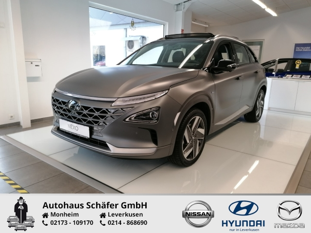Hyundai Nexo finanzieren