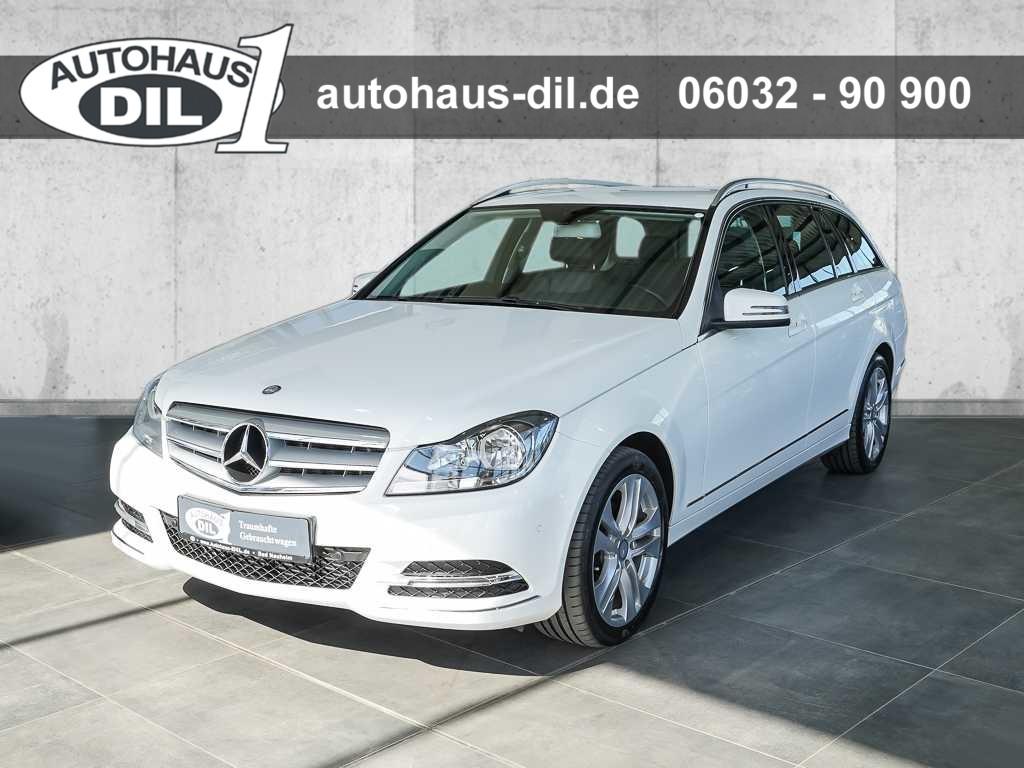 Mercedes-Benz C 220 T CDI AVANTGARDE Navi+PTS+Spiegel-P., Jahr 2014, Diesel
