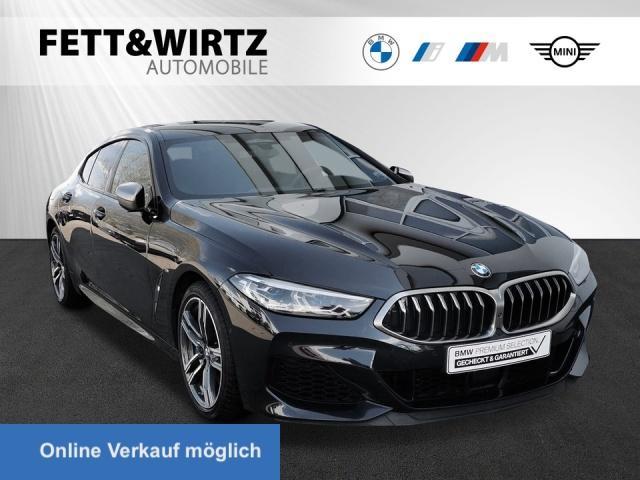 BMW M850i xDrive GC Laser Sitzbel. LR ab 927,-br.o.A, Jahr 2020, Benzin