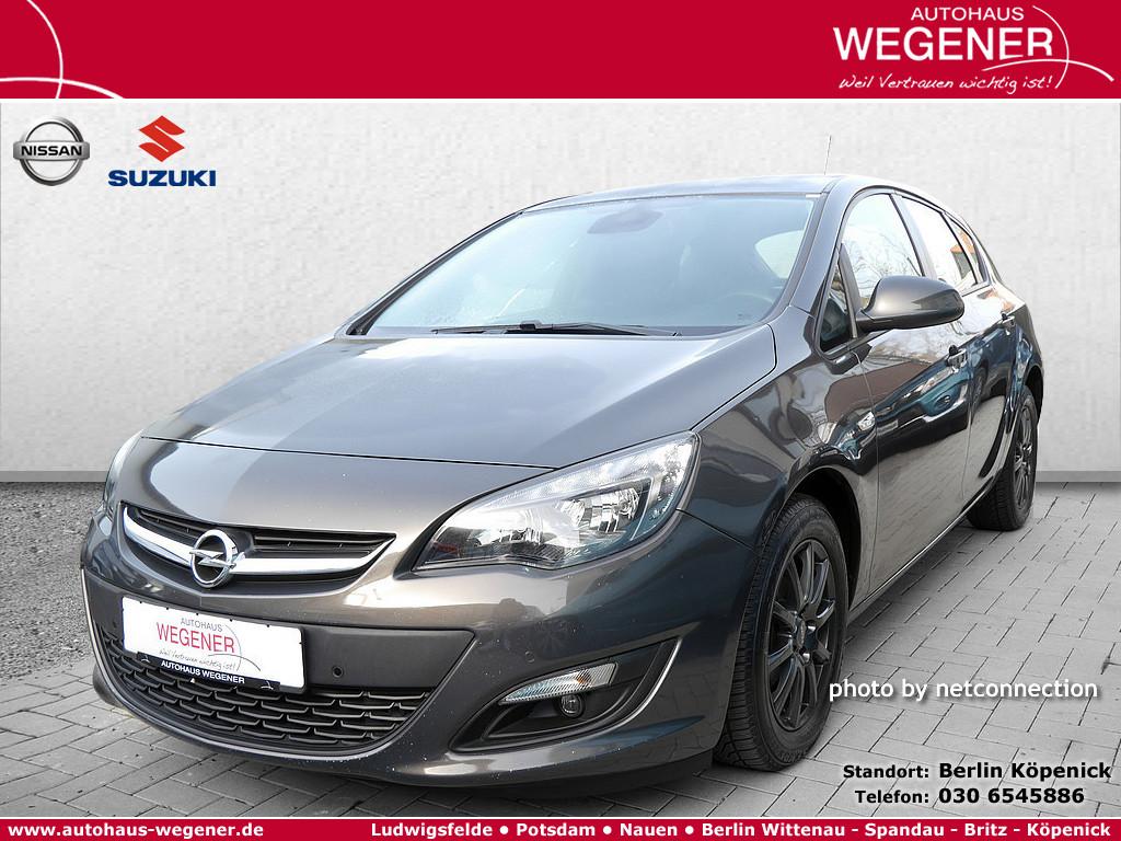 Opel Astra 1.4 Turbo Energy, Jahr 2014, Benzin
