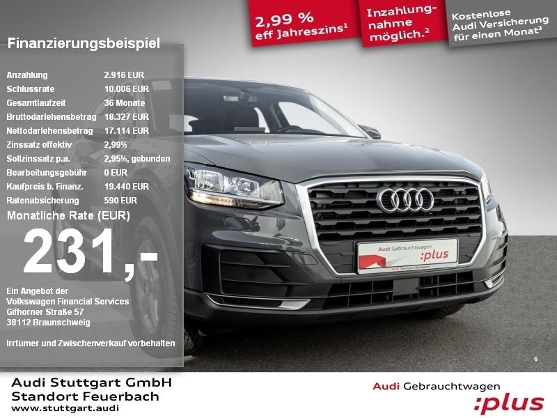 Audi Q2 1.0 TFSI Navi Sitzheizung Connect PDC, Jahr 2018, Benzin