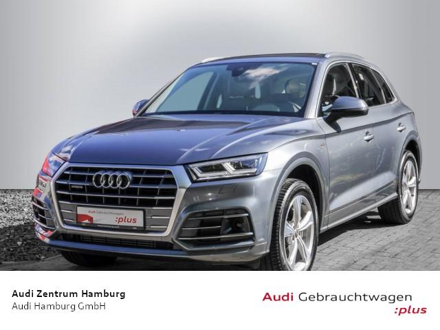 Audi Q5 2,0 TFSI sport quattro S tronic S LINE NAVI LED, Jahr 2018, Benzin