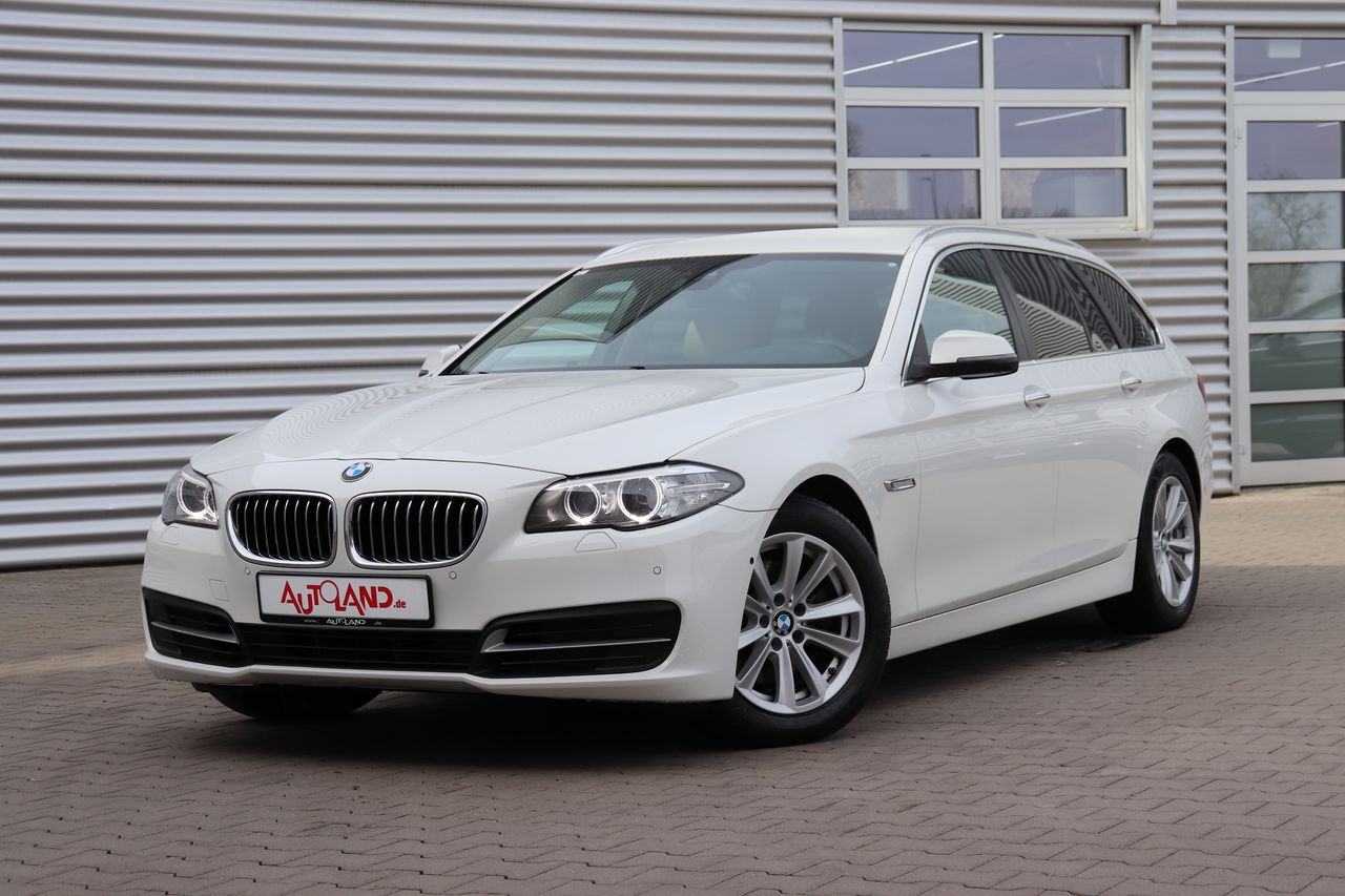 BMW 520, Jahr 2015, Diesel