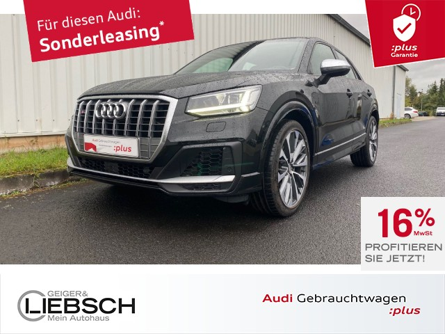 Audi SQ2 2.0 TFSI AHK+Pano+B&O+ACC+LED, Jahr 2019, Benzin
