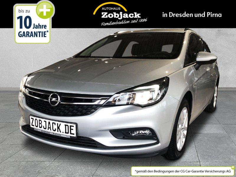 Opel Astra-K ST Edition 1.0T S/S Klima,PDC,Multimedia, Jahr 2017, Benzin
