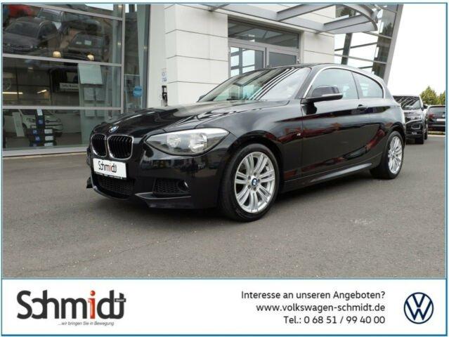 BMW 116i, Jahr 2013, Benzin